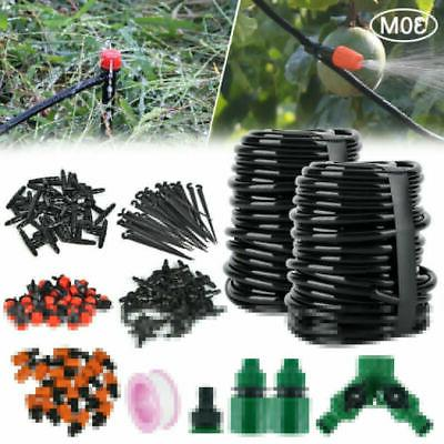 30m automatic drip irrigation system watering kit