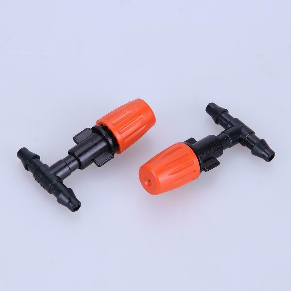 30pcs/set DIY Micro Irrigation Self Watering Garden Sprinklers