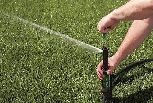 Rain Bird to Install Sprinkler System