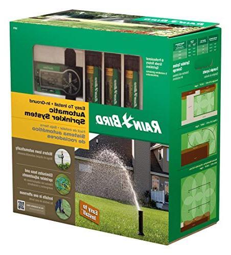 Rain 32ETI Easy to Install In-Ground Sprinkler