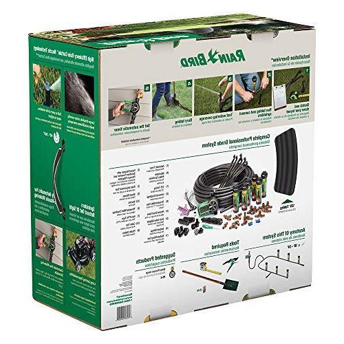 Rain Bird Easy to Install Sprinkler System Kit