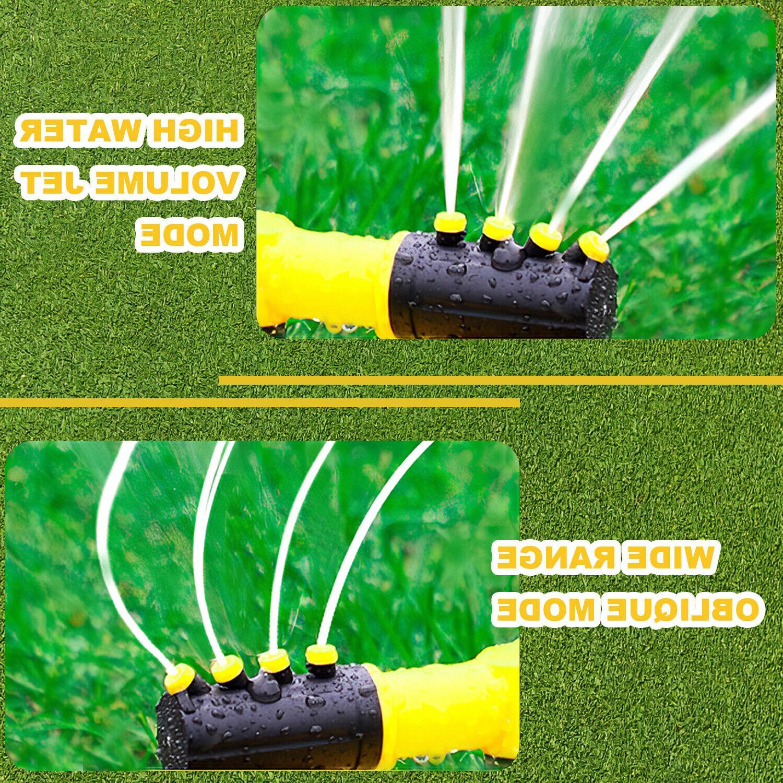 360° Sprinklers Garden Watering Irrigation