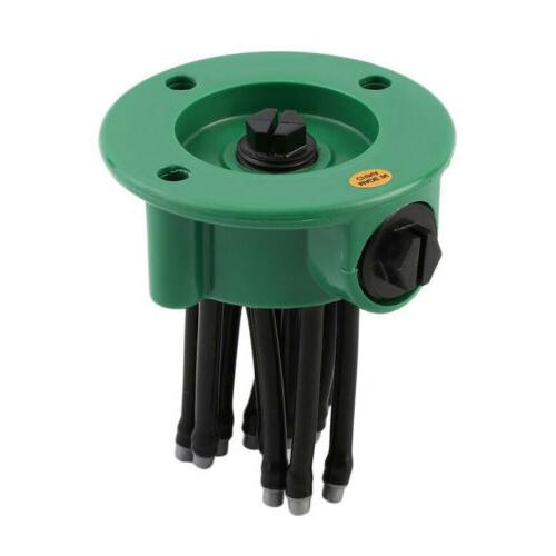360° Sprinkler Head Automatic Yard Sprayer System