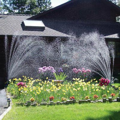 360 Degrees Sprinkler Multi Irrigation