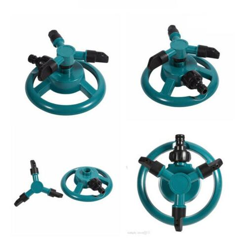 Automatic 360° Rotating Sprayer Lawn