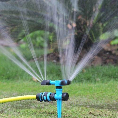 360° Rotating Sprinkler Automatic Water Lawn