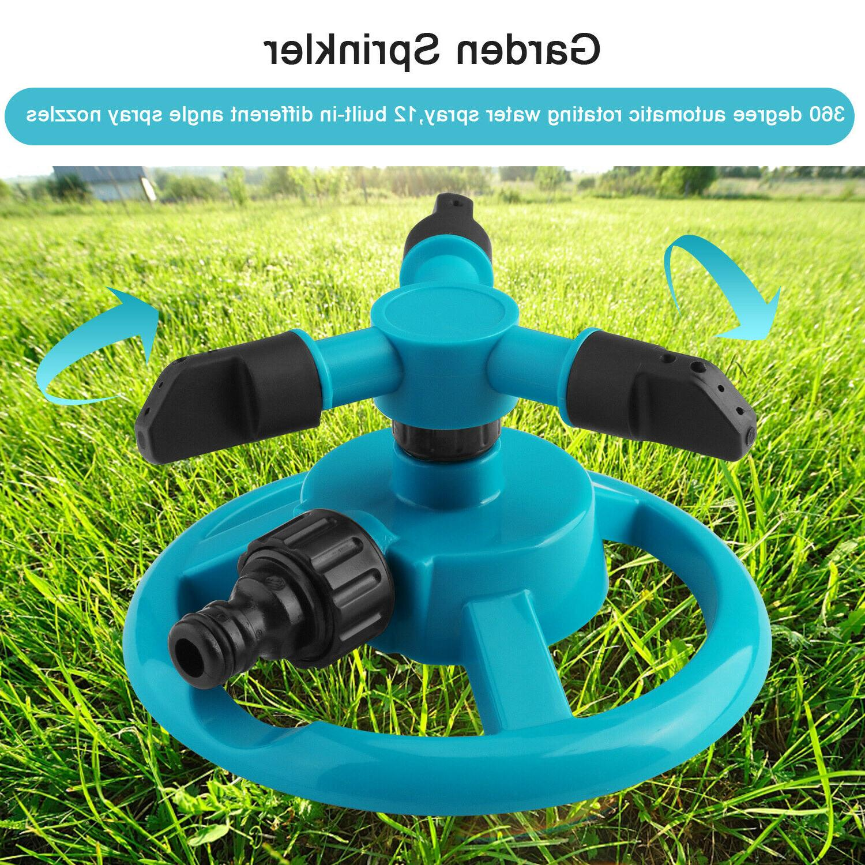 360° Sprinkler Patio System