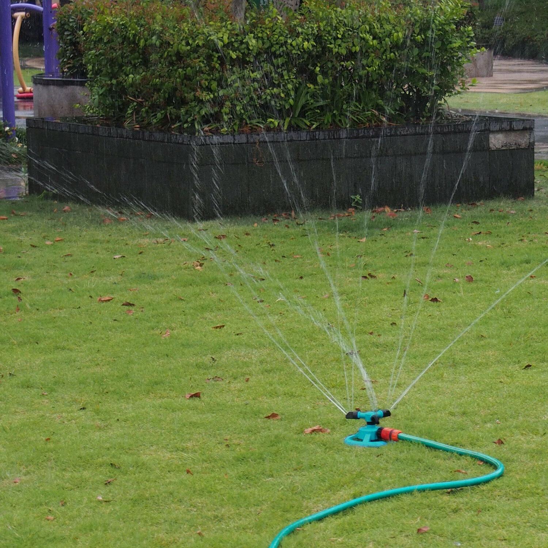 360° Lawn Sprinkler Yard Patio Irrigation System