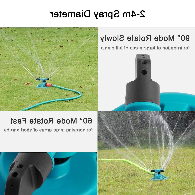 Sprinkler Watering Garden Yard Patio Irrigation
