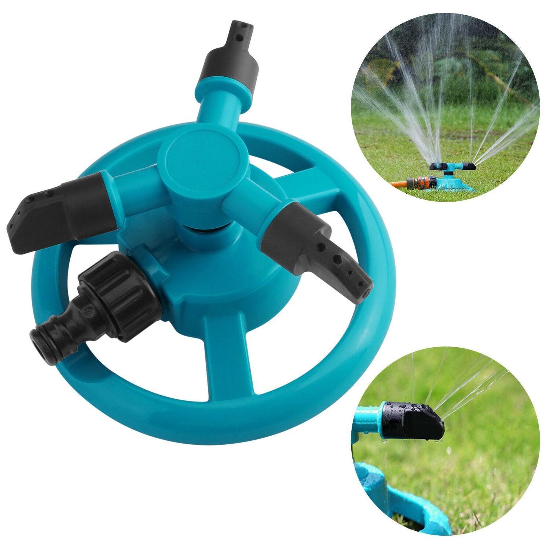 360° Rotating Lawn Sprinkler Patio Irrigation System