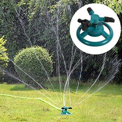 360 fully circle rotating watering sprinkler irrigation