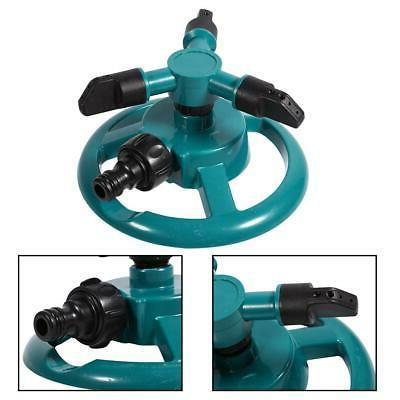 360° Watering 3 Nozzle Pipe