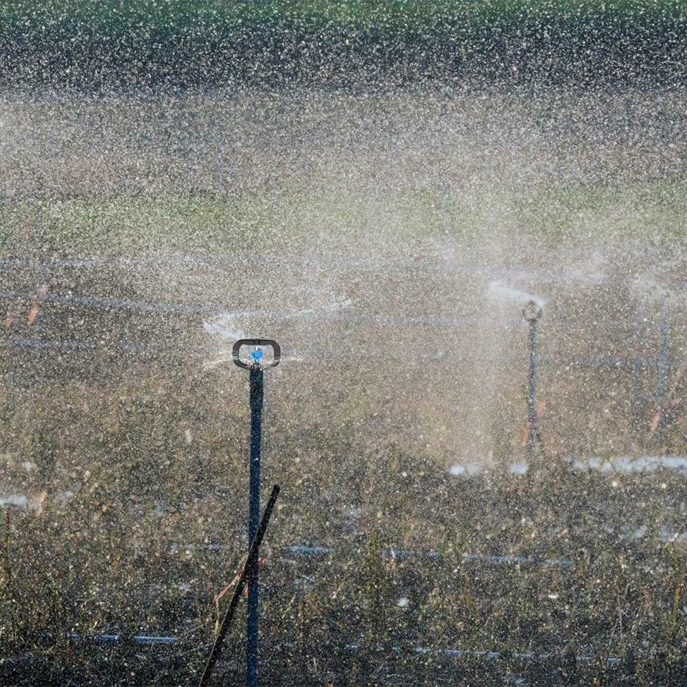 4 Way Garden Sprinklers Connector Spray