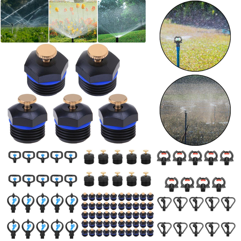 4 way agricultural irrigation garden sprinklers mist