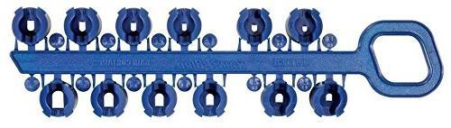 Rain Plus Series Pressure Regulator Sprinkler Bundle 6 Pack Rotors with IrriFix Nozzle Box Including 6 Trees 1 Rotortool Screwdriver