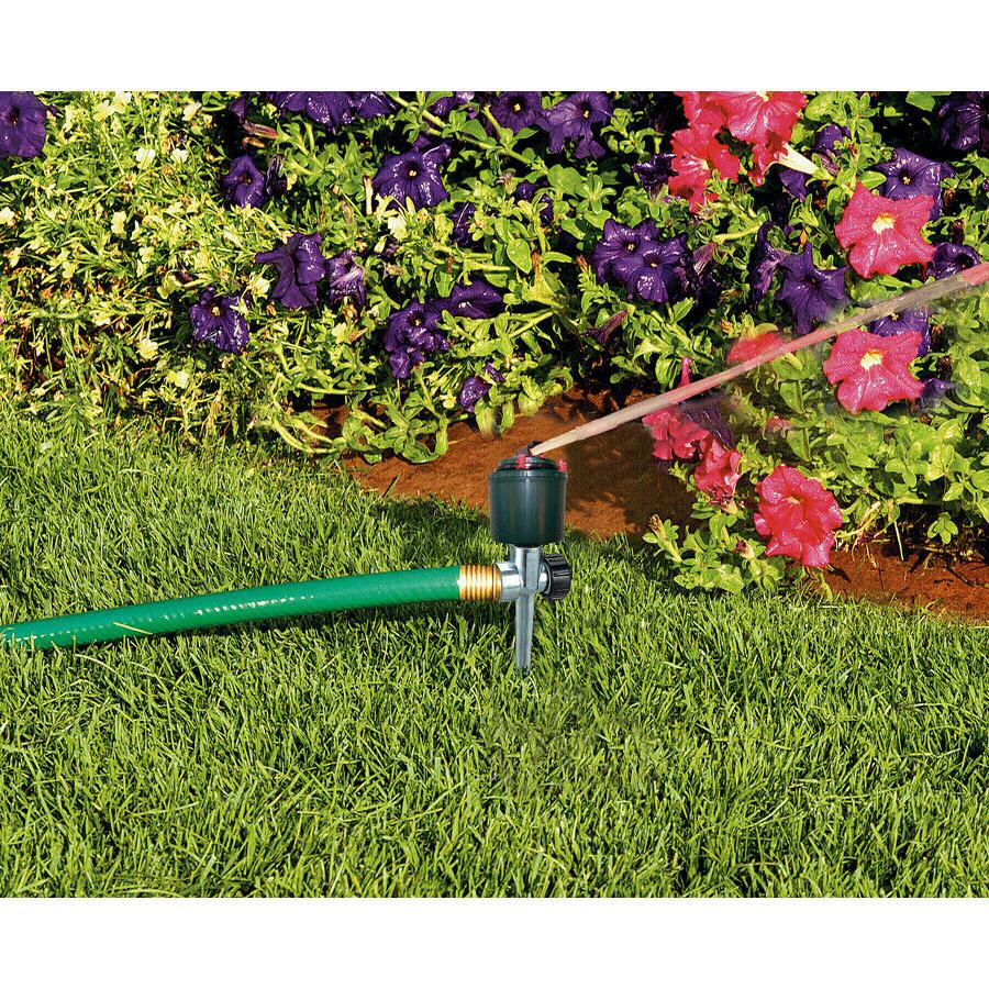Orbit 5000 Spike Sprinkler Adjustable
