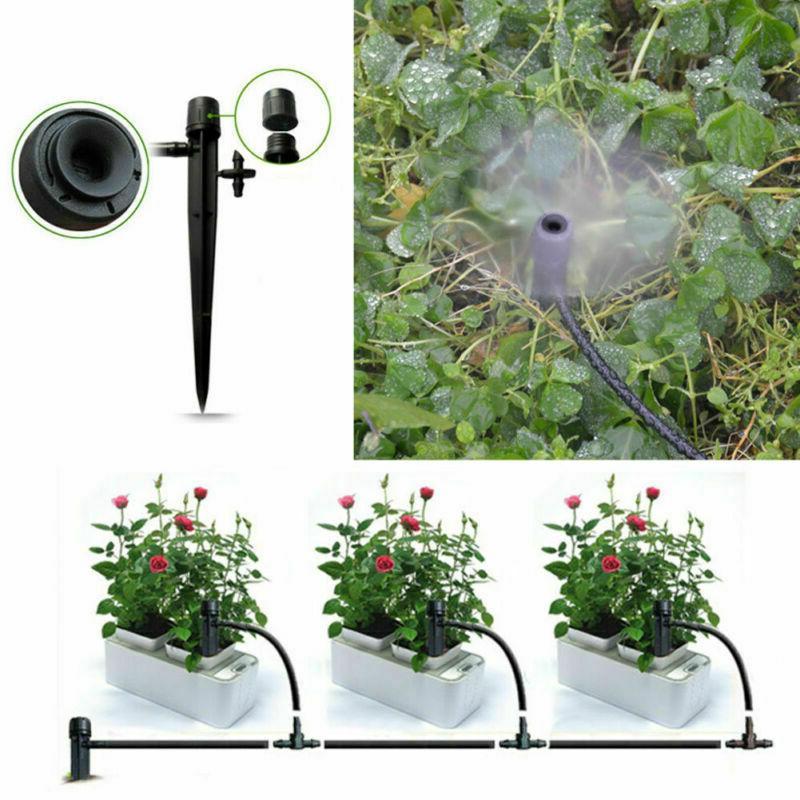 50Pcs Adjustable Irrigation Drippers Drip US