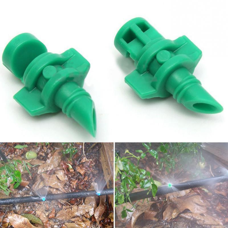 50pcs <font><b>Control</b></font> Sprayer with Connector Irrigation Hose