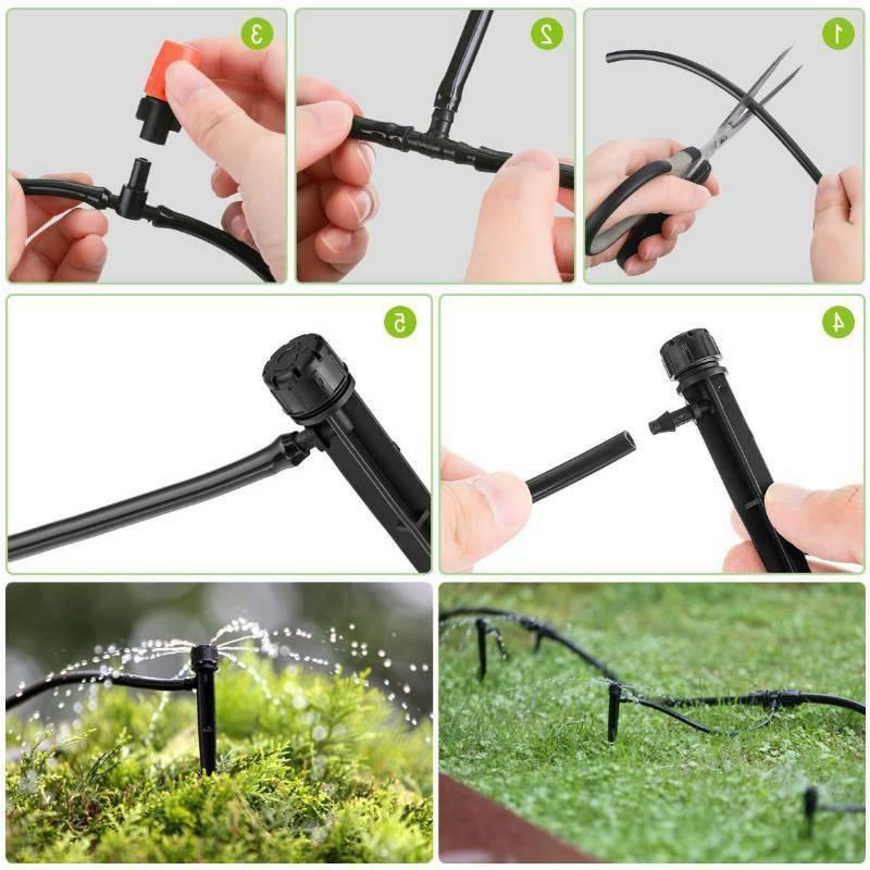Adjustable Water Flow Sprinklers Tool New