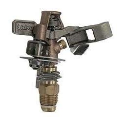 """Orbit 55032 Sprinkler Head-1/2"""" BRS HEAD"""