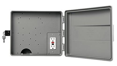 Orbit System Box Cover