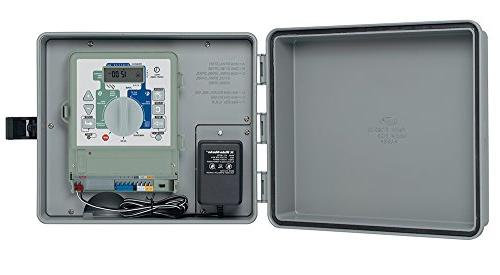 Orbit Sprinkler System Weather-Resistant Outdoor-Mounted Box Cover
