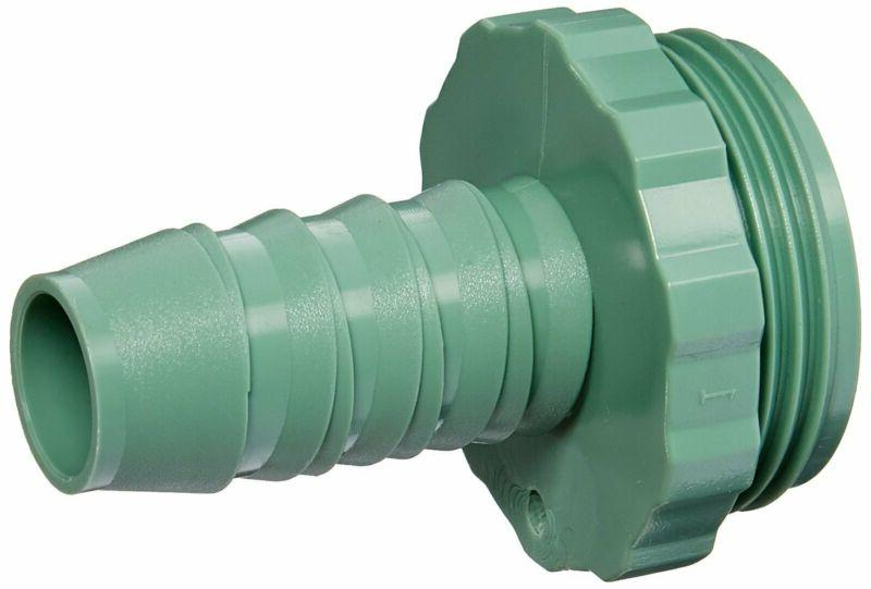 Orbit 57188 3/4-Inch Manifold Poly Adapter, Green