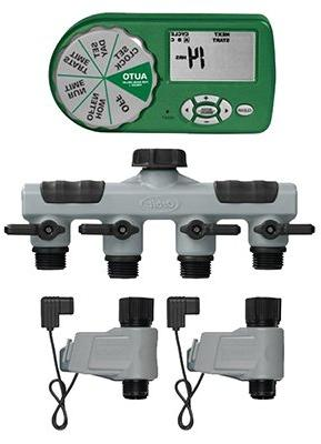 Orbit Underground 58911 Fully Automatic Yard Watering Kit