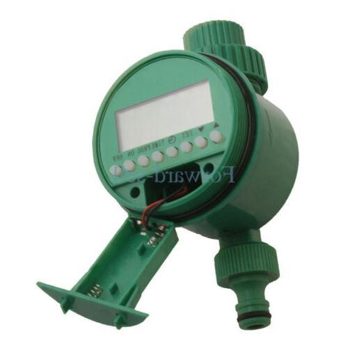 82ft Automatic System Timer Sprinkler Garden Watering
