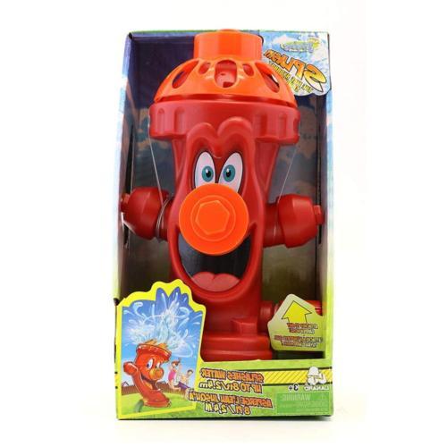 Kids Sprinkler Hydrant, Attach Water Sprinkler Kids to for Backyard All Sprays Up 8