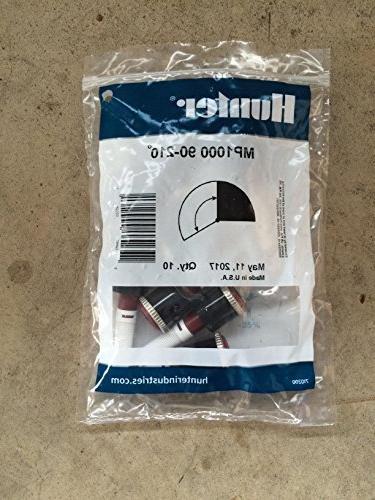 Pack of 10pcs, Hunter Sprinkler MP100090 MP Rotator, 8-Feet