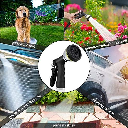 VicTsing Heavy Spray with Patterns High and Shock Resistant Nozzle for Plants Car