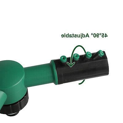 360° Lawn System Automatic Watering Spray Irrigation US