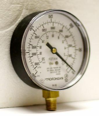 Ashcroft Fire Protection Water Pressure 2000kPa 20bar