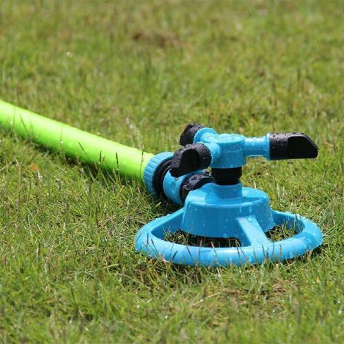 Lawn Sprinkler Water Sprinklers Lawn Rotation 360°