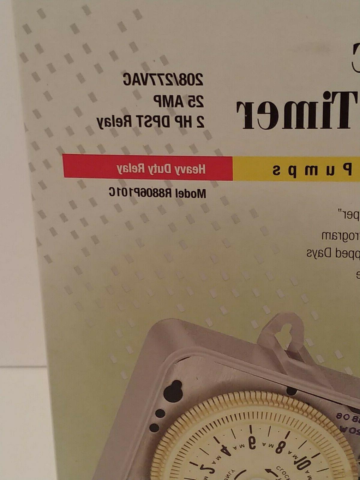 Intermatic Timer Sprinkler Pumps 25AMP
