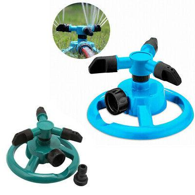 ABS Plastic Sprinkler Circle Water Hose Irrigation Automatic