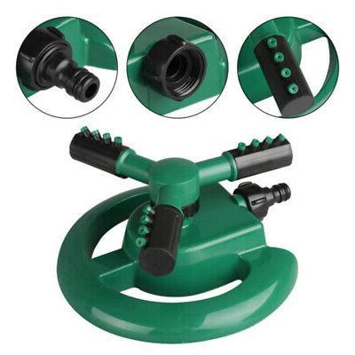 Automatic Sprinkler Spray Head Garden Watering Yard ABS