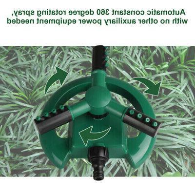 Automatic Sprinkler Garden Yard