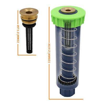 Automatic Telescopic Nozzle Head Irrigation Tools