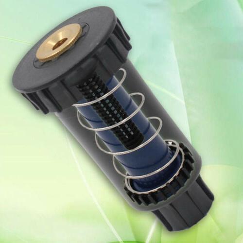 3 Types Telescopic Buried Nozzle Sprinkler Head Garden Tool