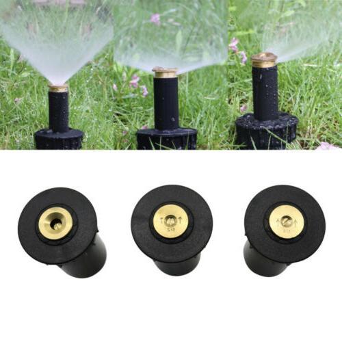 Automatic Buried Sprinkler Irrigation