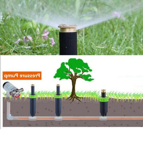 Automatic Lawn Buried Sprinkler Head Lawn Irrigation