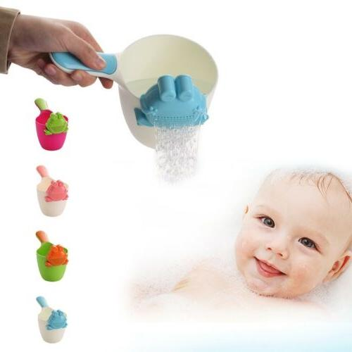 Baby Shampoo Bath Toy Toddler Shower Hair Tool