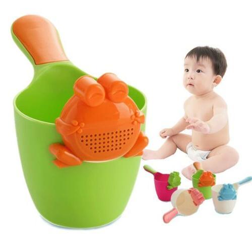 Baby Shampoo Bath Toy Shower Sprinkler Tool