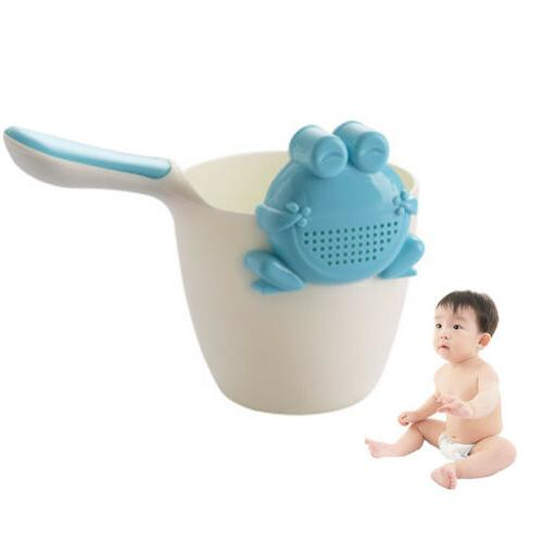 baby shampoo rinse cup bath toy toddler