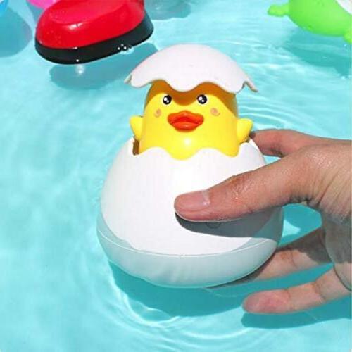 Baby Duck Penguin Egg Water Home H