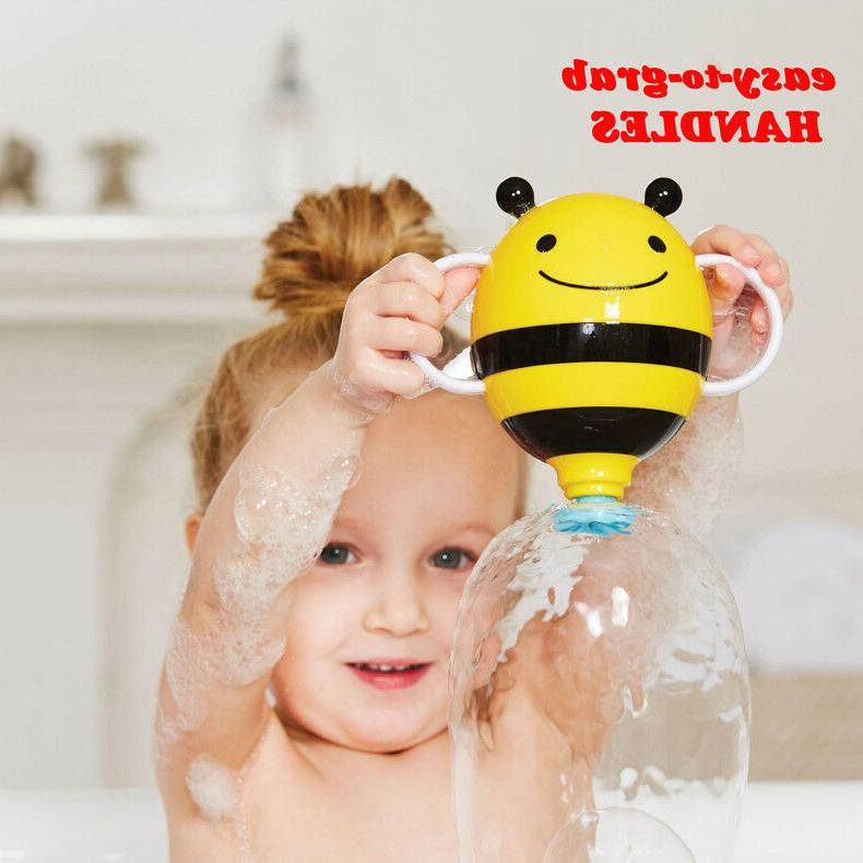 Baby Toddler Bee Water Umbrella Bath Toy