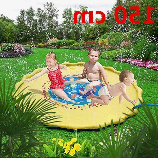 BEST Lawn for Kids Play Water