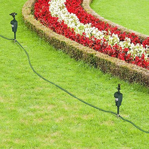 Hoont Garden Water Blaster Repellent Motion Activated Pest Control